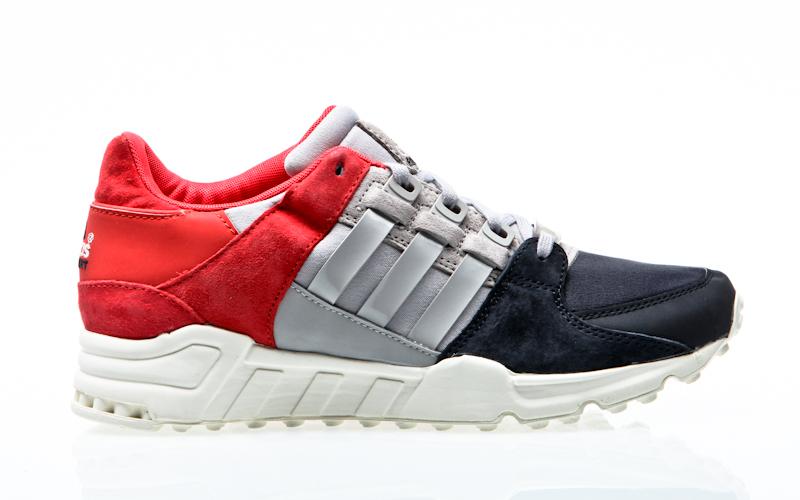 Adidas Equipment Cushion Cushion Equipment 91 Support 93 grau Damen Damens Sneaker Schuhe 5f4554