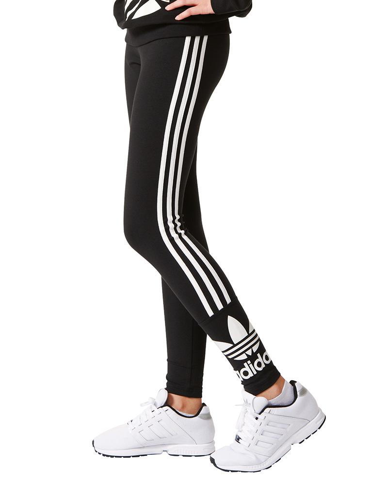 Adidas Leggings Damen Women Stretch Hose Turnhose Sporthose Leggins | eBay