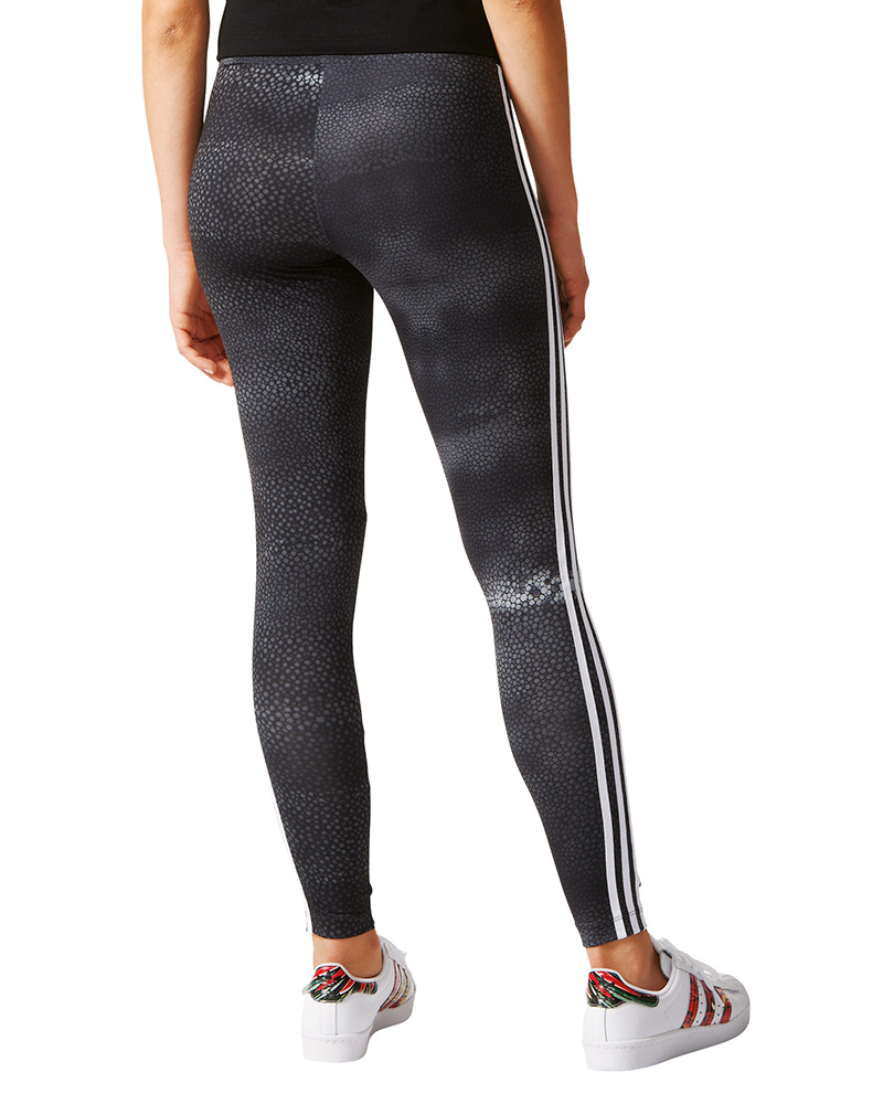 Adidas Leggings Womenu0026#39;s Stretch Trousers Sports Pants Trackies Leggings