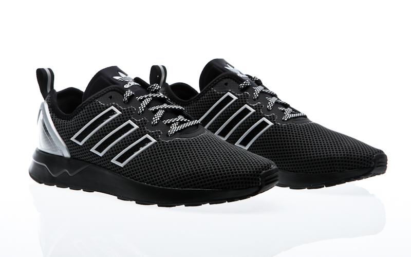Adidas Men S Zx Flux Running Shoe Reflective