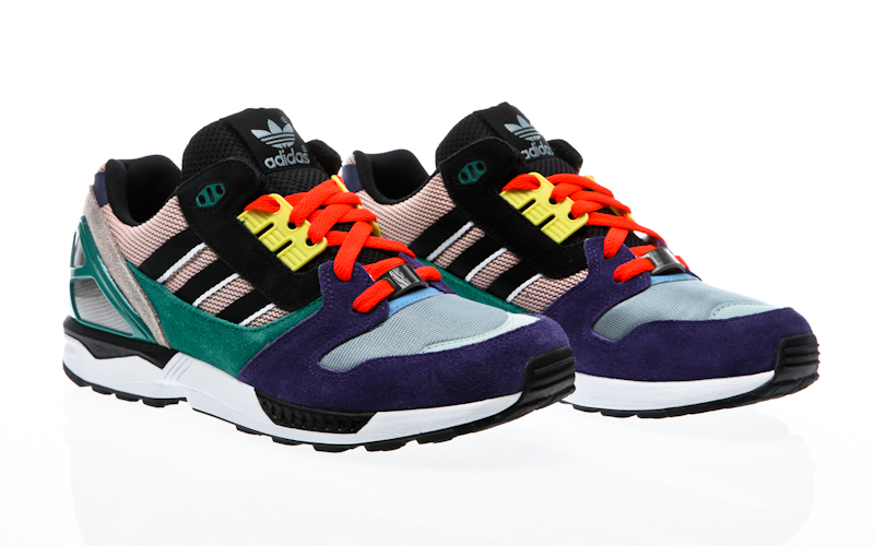 best website 8cbdd ea1f9 adidas zx 5000 uomo marrone