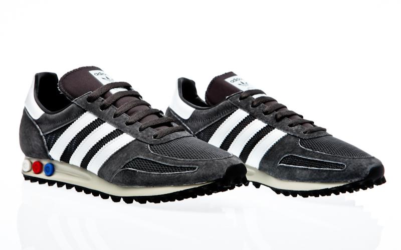 adidas la trainer og core black surf petrol men sneaker. Black Bedroom Furniture Sets. Home Design Ideas