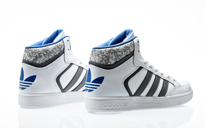 Buty adidas Varial Mid BB8767 FtwwhtGreyBlubir