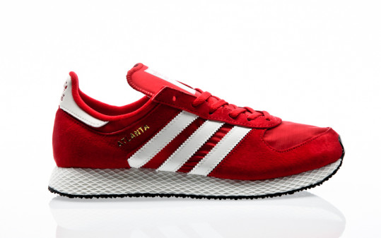 adidas Originals Atlanta SPZL scarlet-chalk white-gold metallic