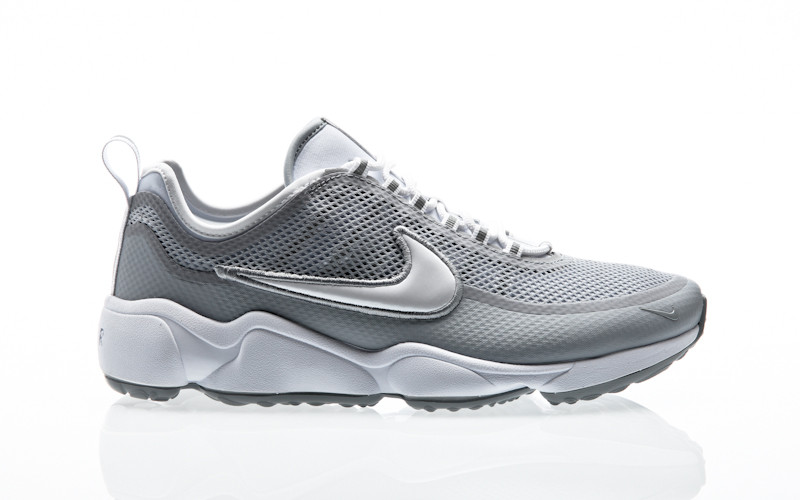 Nike Nike Zoom Spiridon white-white-wolf grey