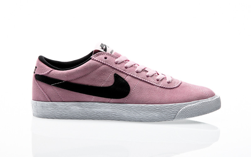 100% authentic 0a1ef bee17 Nike SB Zoom Bruin Premium SE prism pink-black-white View larger