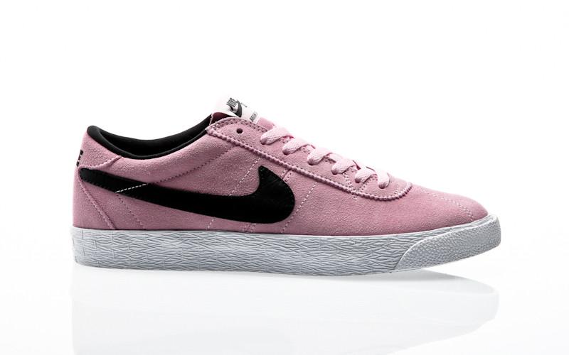 save off 59c65 0c711 Nike SB Zoom Bruin Premium SE prism pink-black-white