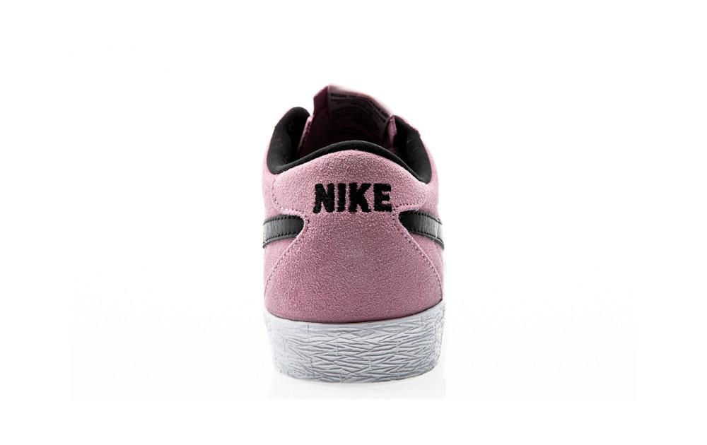 the latest 59fe0 7d201 ... Nike SB Zoom Bruin Premium SE prism pink-black-white