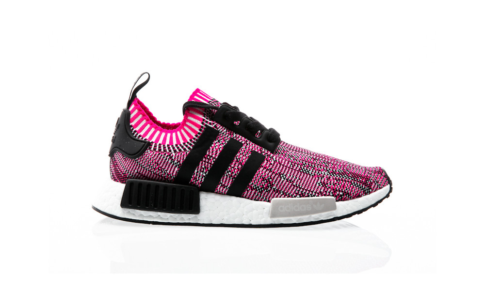 9efa3427d adidas Originals NMD R1 W PK shock pink-core black-footwear white ...