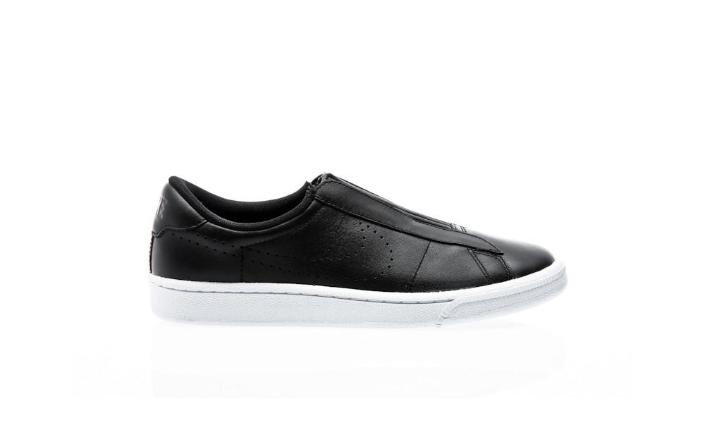 Nike Wmns Tennis Classic Ease EZ shoe black/black-white ...