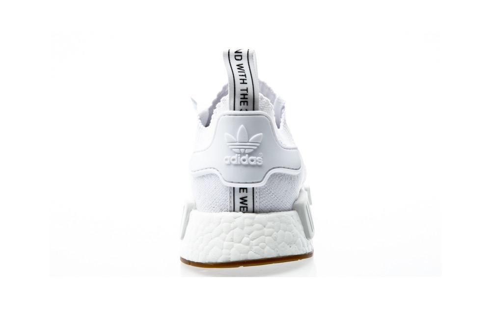 adidas originals nmd r1 white gum