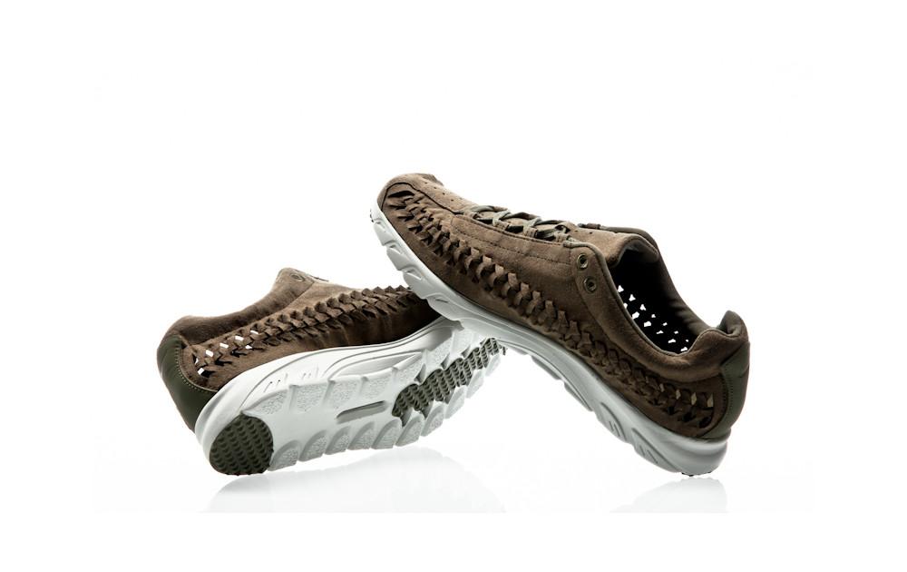 a3740a38ddb ... Nike Nike Mayfly Woven medium olive-light bone-black ...