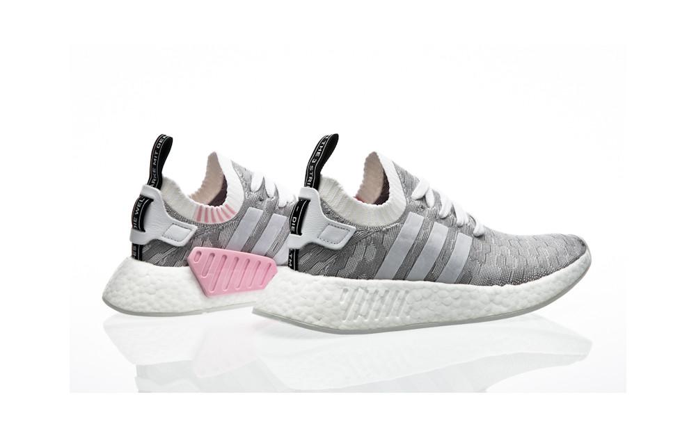 492c9e4d7 ... adidas Originals NMD R2 PK W footwear white-footwear white-core black  ...