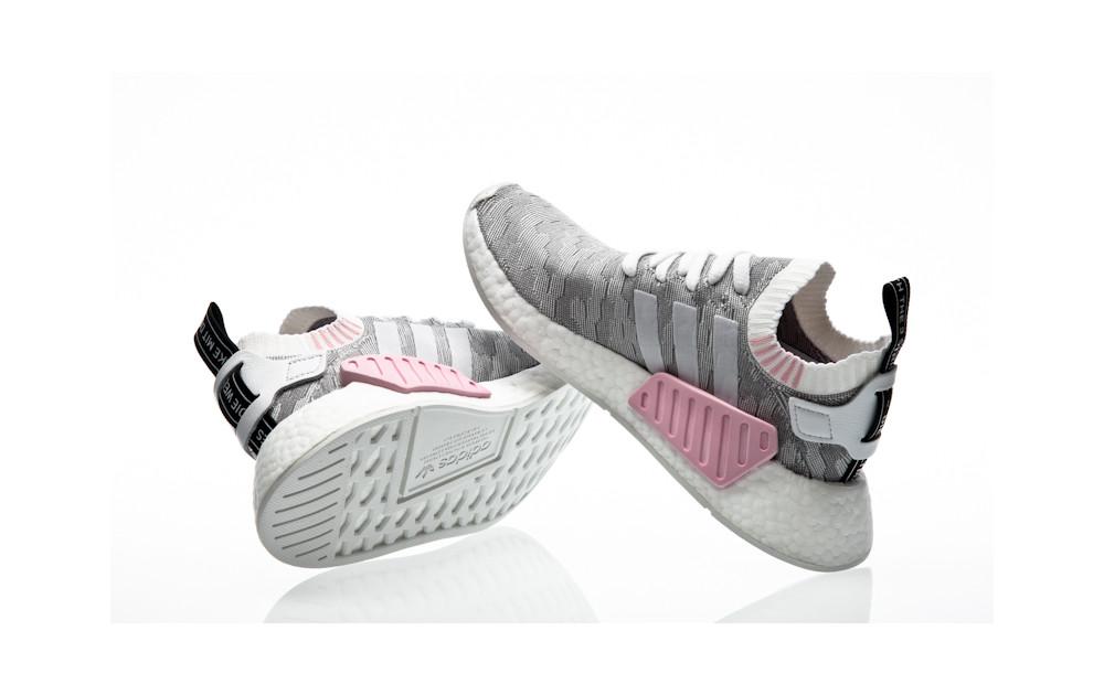 huge discount 850ac 77e3f ... adidas Originals NMDR2 PK W footwear white-footwear white-core black  ...