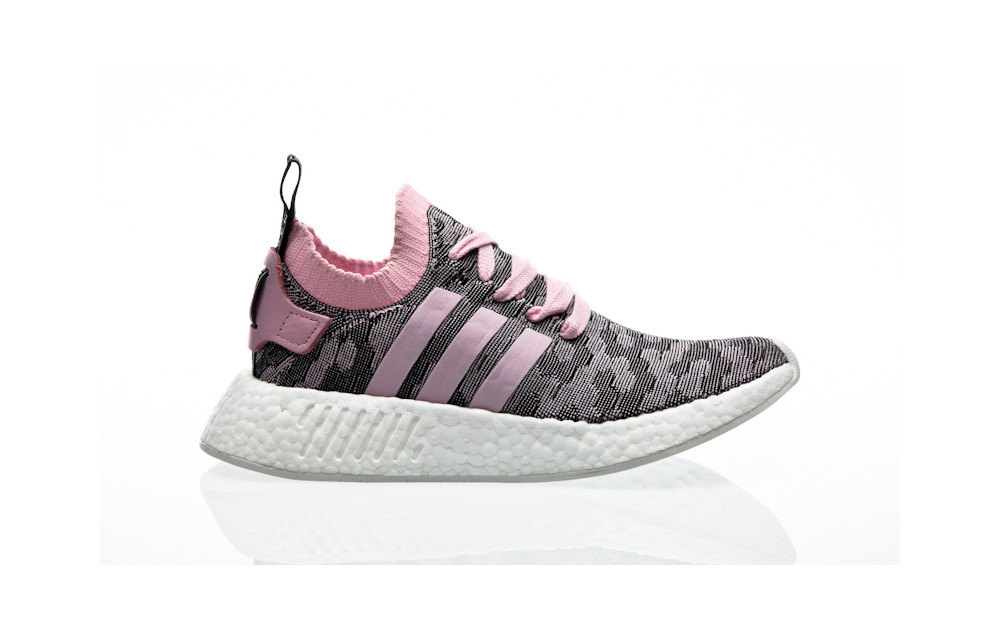 finest selection 53be5 1011c adidas Originals NMD R2 PK W wonder pink-wonder pink-core black ...