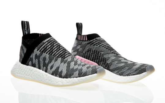 adidas Originals NMD_CS2 PK W core black-core black-wonder pink