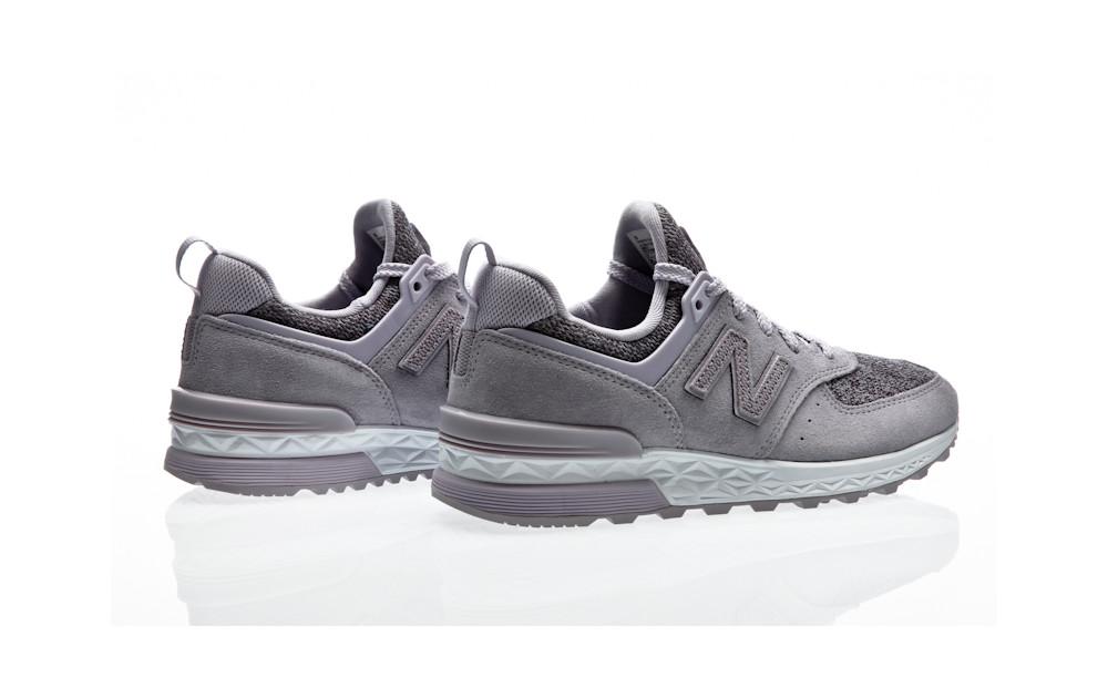 New Balance WS574 W chaussures lavender 8XzdMVyiRY