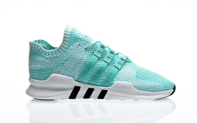 on sale b16e4 59e8b adidas Originals EQT Support ADV PK W energy aqua-energy aqua-footwear white