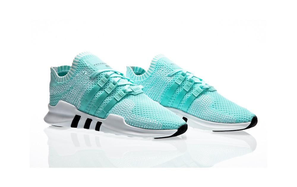adidas Originals EQT Support ADV PK W energy aquaenergy aquafootwear white