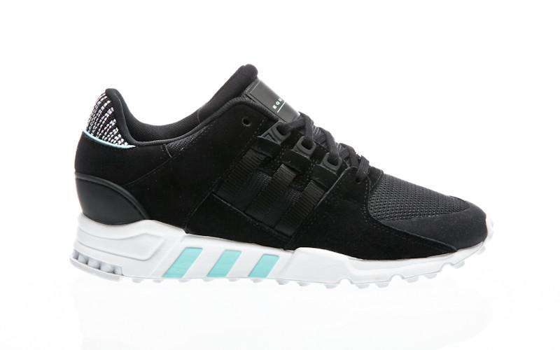 adidas Originals EQT Support RF W core black core black footwear white