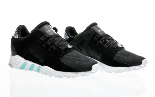 adidas Originals EQT Support RF W core black-core black-footwear white