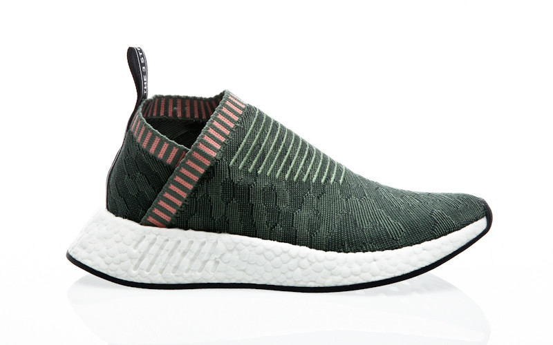 adidas Originals NMD_CS2 PK W trace green-trace green-trace pink