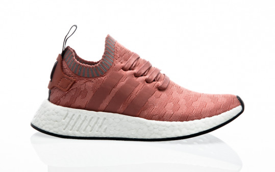 adidas Originals NMD_R2 PK W raw pink-raw pink-grey three