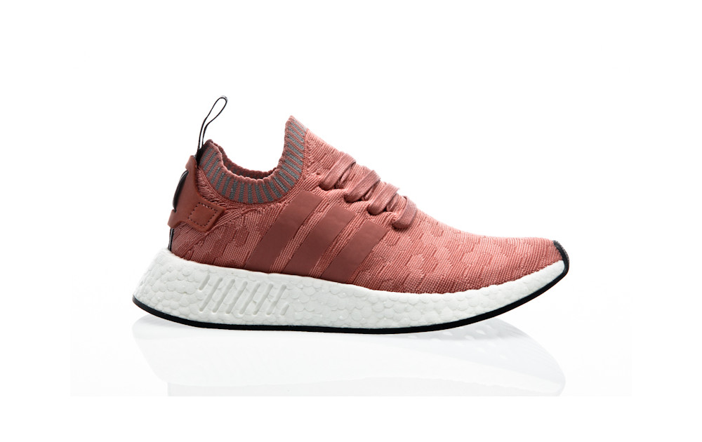 adidas Originals NMD_R2 PK W BY8782 pink| Orange Jungle