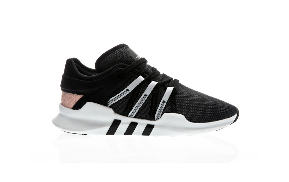 adidas Originals EQT Equipment Racing ADV W core black footwear white icey pink