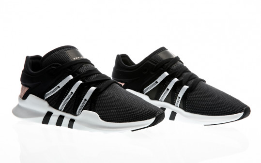 Details about Adidas Original New EQT Racing ADV Women's BY9794 Size 9 Black White Ice Pink