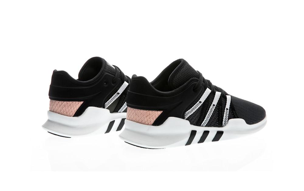 a4e0d3c98473 ... adidas Originals EQT Equipment Racing ADV W core black-footwear white-icey  pink ...