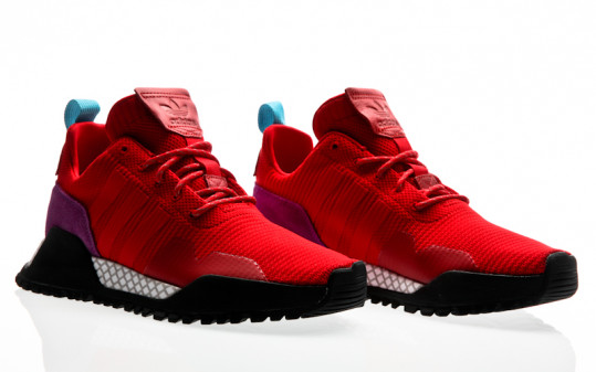 adidas Originals F/1.4 PK scarlet-scarlet-shock purple
