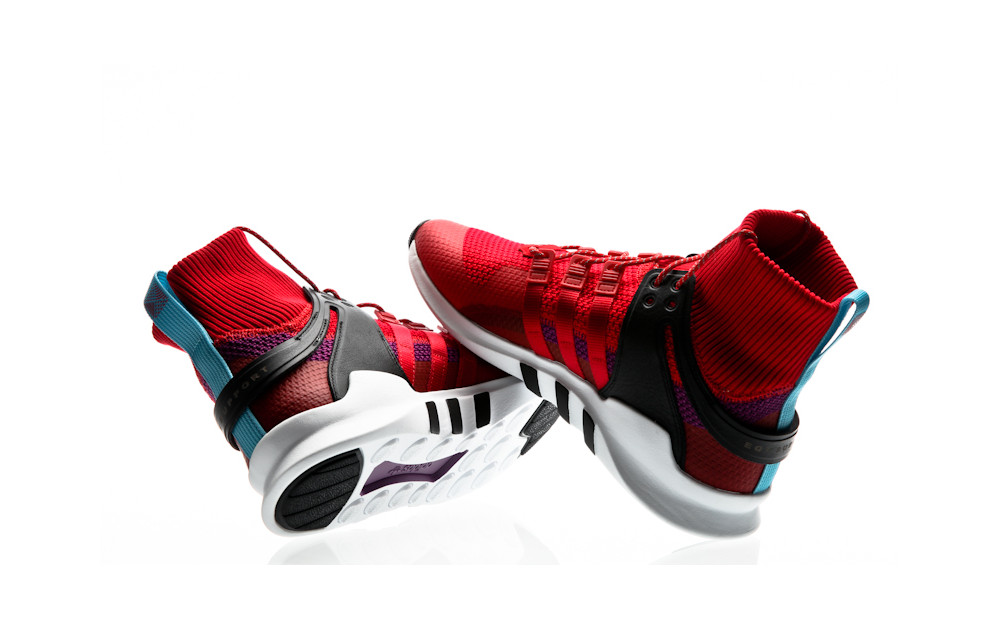 best loved f0eb7 9469c ... adidas Originals EQT Equipment Support ADV Winter scarlet-scarlet-shock  purple ...