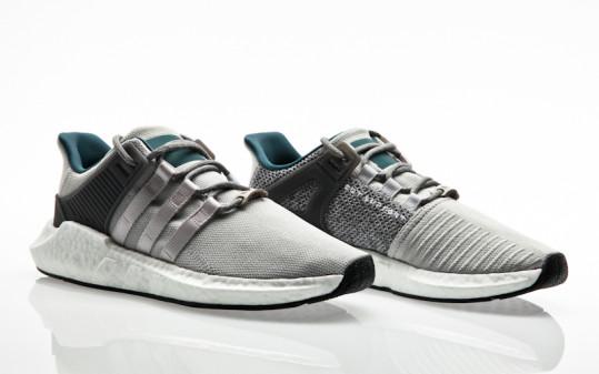 adidas Originals EQT Equipment Support 93/17 Welding Pack gretwo-gretwo-grethr