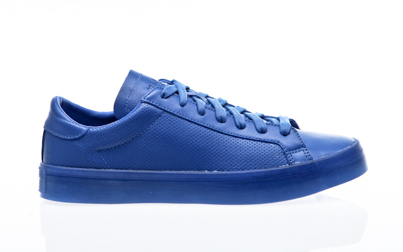 adidas Originals CourtVantage Adicolor blue-blue-blue