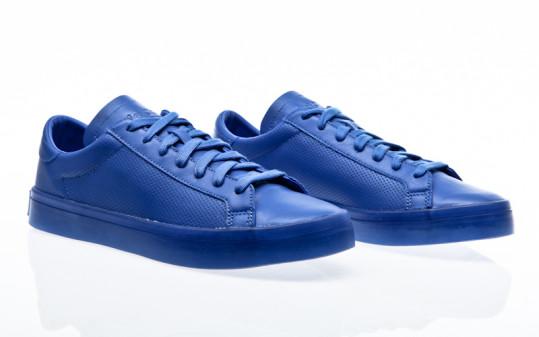 adidas Originals CourtVantage Adicolor blue-blue-blue