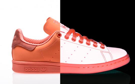 adidas Originals Stan Smith Adicolor sun glow-sun glow-sun glow
