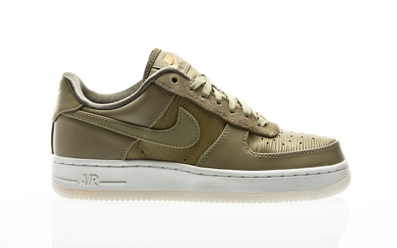 Nike Air Force 1 07 Lux Shoe WMNS neutral olive-neutral olive-summit white