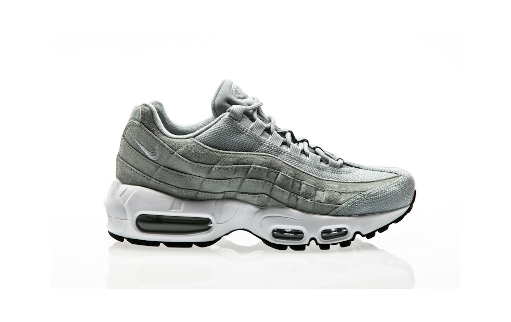 separation shoes e23b7 56518 Nike Air Max 95 Premium WMNS light pumice-light pumice-white ...