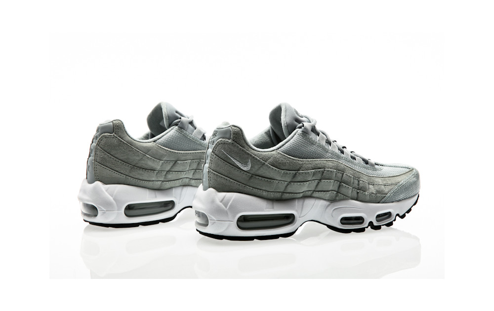 new product 0421a ce201 Nike Air Max 95 Premium WMNS 807443-013 grey| Orange Jungle