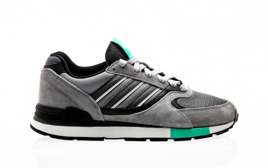 adidas Originals Quesence grey three-grey five-core black