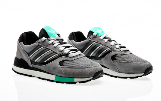 adidas Originals Quesence grey three-grey five-core black