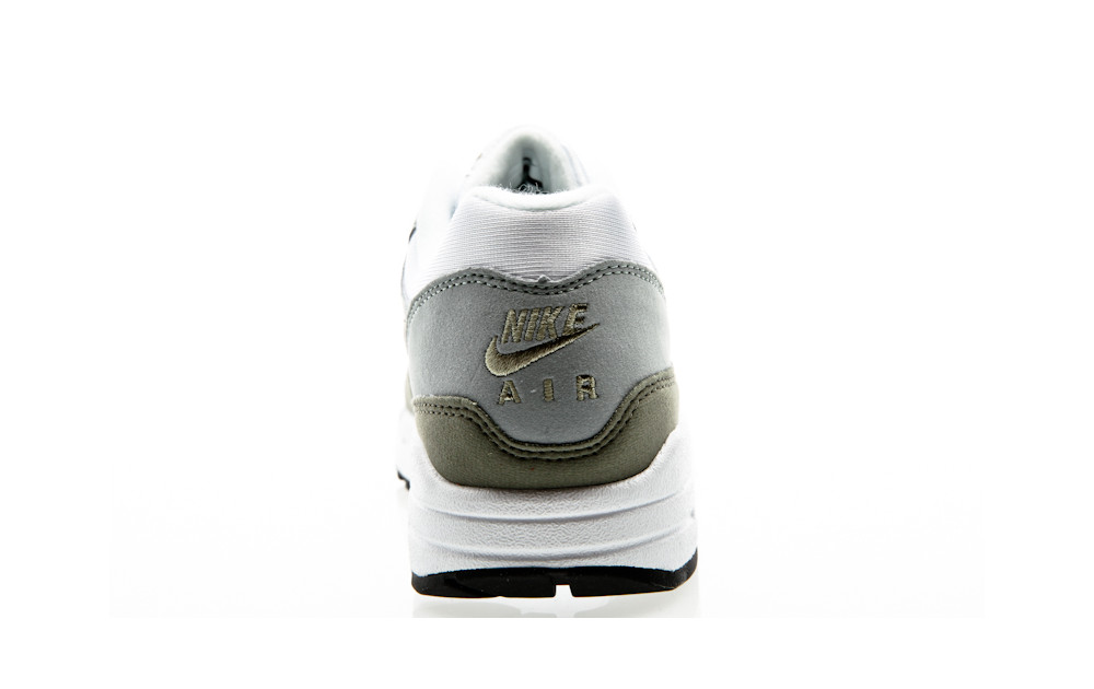 7fa234e5b4f ... Nike Air Max 1 Womens white-dark stucco-light pumice-black