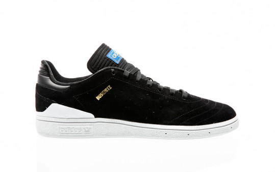 adidas Skateboarding Busenitz RX core black-footwear white-bluebird
