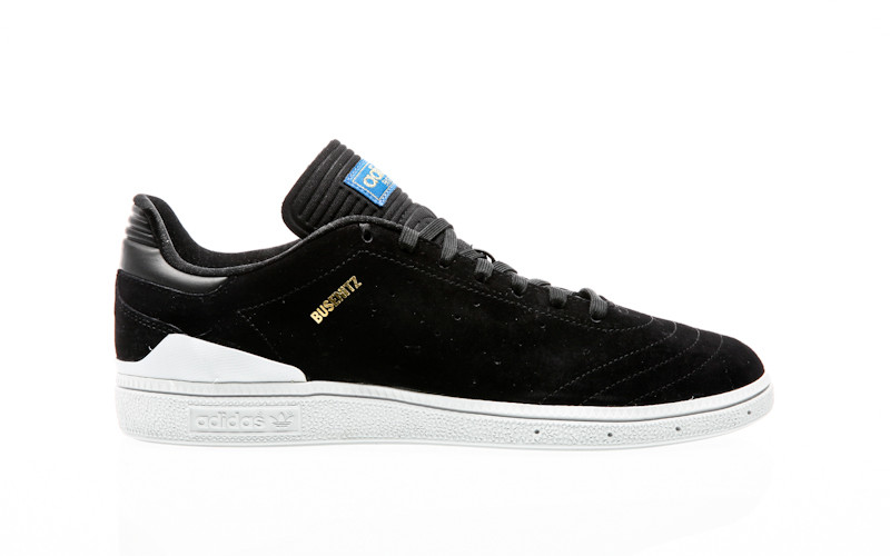 adidas Skateboarding Busenitz RX core black-footwear white-bluebird