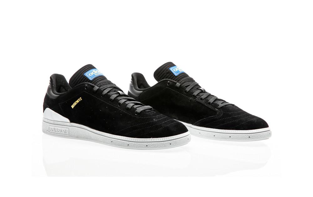 Adidas Con Lo Skateboard Busenitz Rx By4098 Nero Arancione Giungla