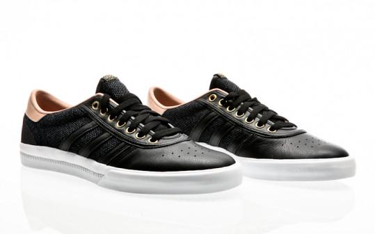 adidas Skateboarding Lucas Premiere core black-ash pearl-gold metallic