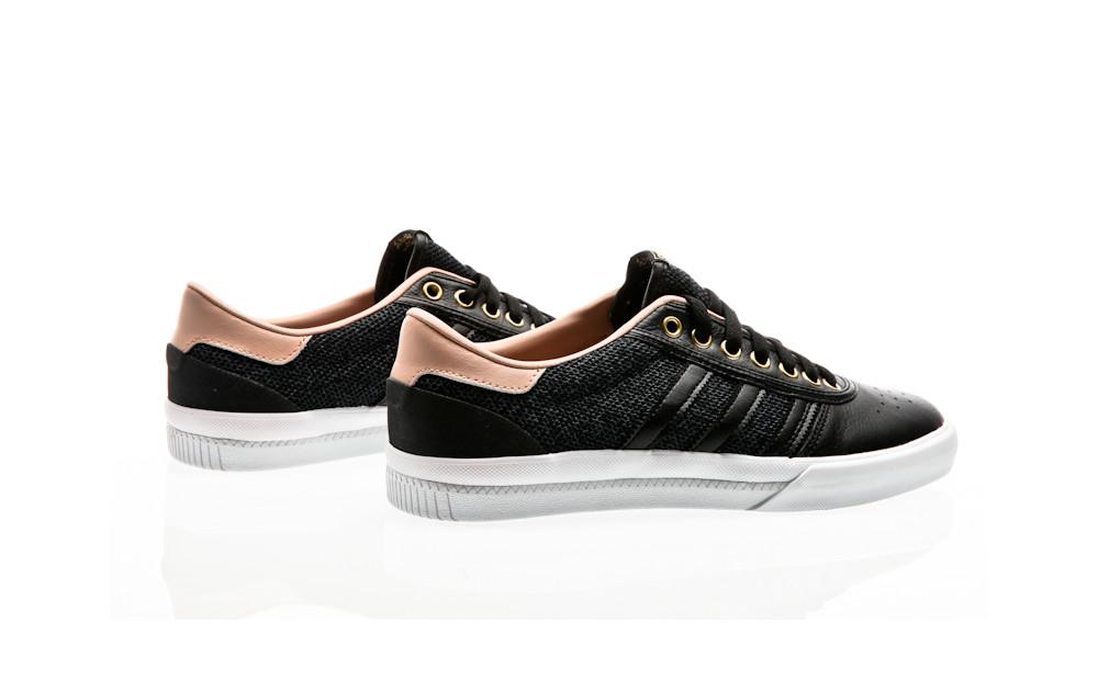 buy online 1f2e0 15d4c ... adidas Skateboarding Lucas Premiere core black-ash pearl-gold metallic  ...