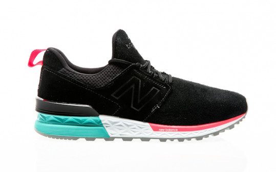 New Balance MS574 DOA black