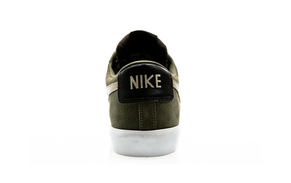 e6d45d6430d9 ... Nike SB Blazer Low GT QS cargo khaki gum light brown-black-bamboo
